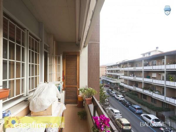 Appartamento in vendita a Firenze, Con giardino, 76 mq - Foto 11