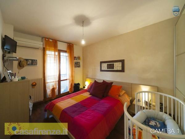 Appartamento in vendita a Firenze, Con giardino, 76 mq - Foto 25