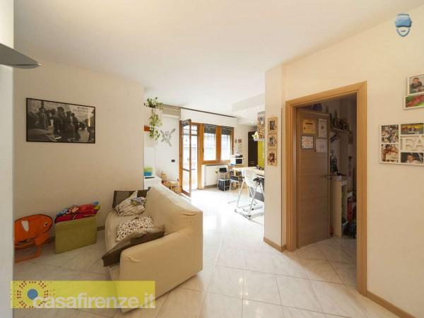 Appartamento in vendita a Firenze, Con giardino, 76 mq - Foto 30