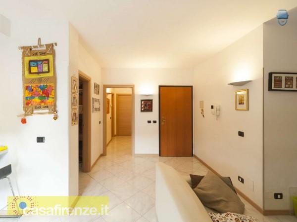 Appartamento in vendita a Firenze, Con giardino, 76 mq - Foto 18