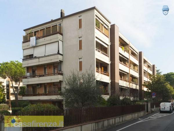 Appartamento in vendita a Firenze, Con giardino, 76 mq