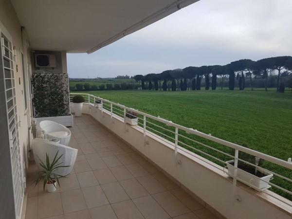 Appartamento in vendita a Roma, Boccea Valle Santa, Con giardino, 70 mq
