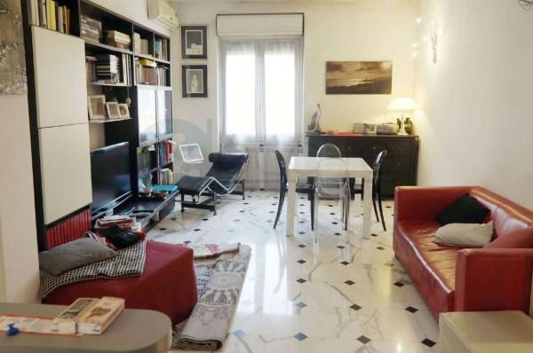 Appartamento in vendita a Milano, Piazzale Brescia, Con giardino, 100 mq
