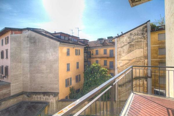 Appartamento in vendita a Milano, Arena/parco Sempione, 74 mq