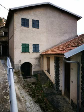 Casa indipendente in vendita a Pieve di Teco, 80 mq