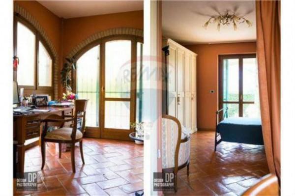 Villa in vendita a Givoletto, Con giardino, 450 mq