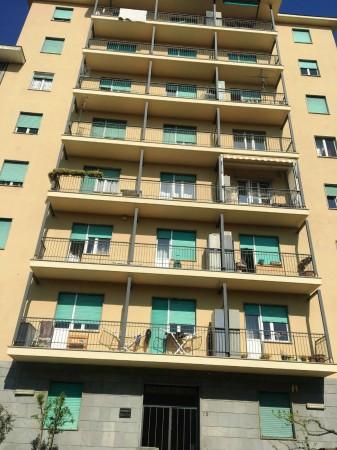 Appartamento in vendita a Torino, Borgo Vittoria, Con giardino, 90 mq