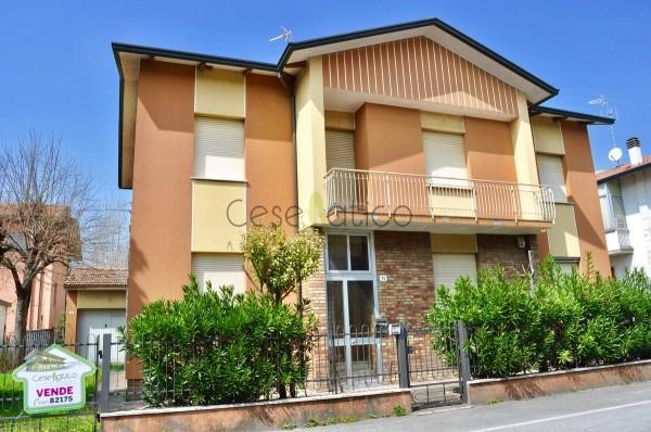 Casa indipendente in vendita a Cesenatico, Ponente, Con giardino, 340 mq