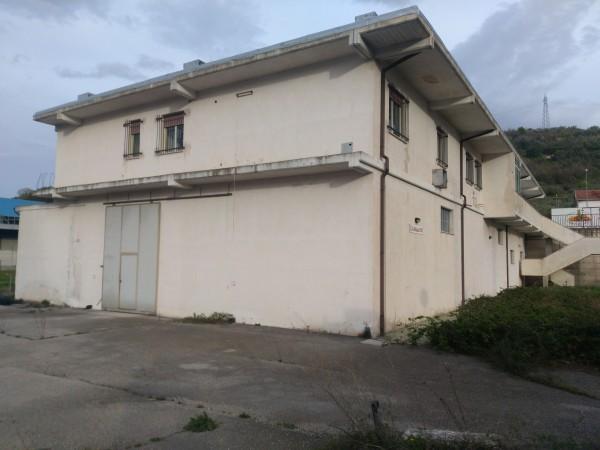 Capannone in vendita a Tocco da Casauria, Contrada Francoli, 1140 mq