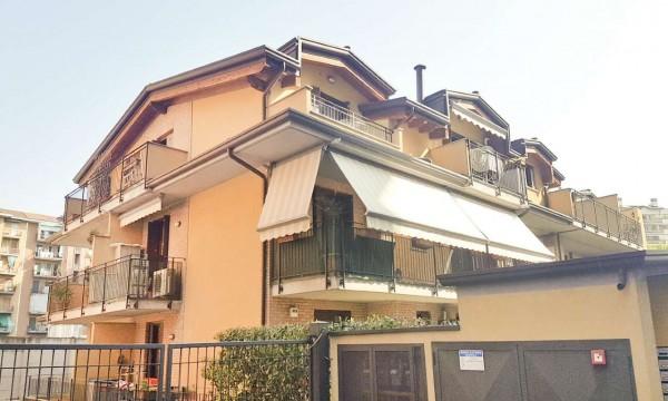 Appartamento in vendita a Cinisello Balsamo, Villa Rachele, Con giardino, 100 mq
