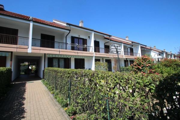 Casa indipendente in vendita a Torino, Falchera, Con giardino, 220 mq