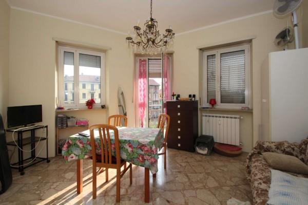 Appartamento in vendita a Torino, Rebaudengo, 78 mq