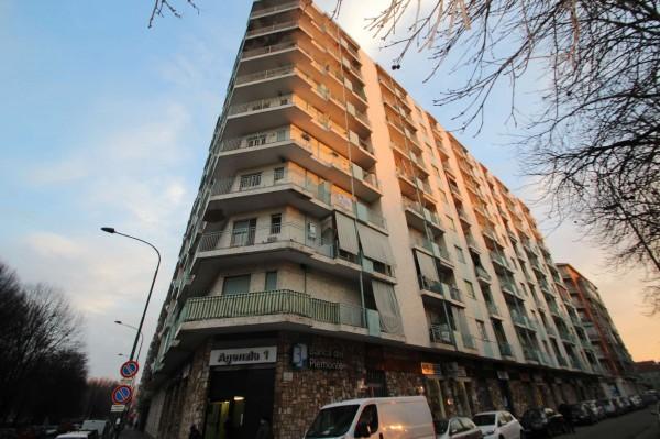 Appartamento in vendita a Torino, Rebaudengo, 87 mq