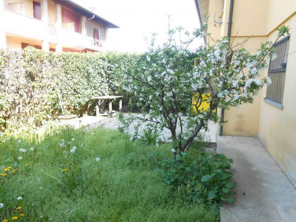 Appartamento in vendita a Chieve, Residenziale, Con giardino, 95 mq - Foto 2