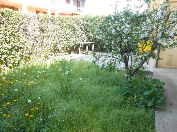 Appartamento in vendita a Chieve, Residenziale, Con giardino, 95 mq