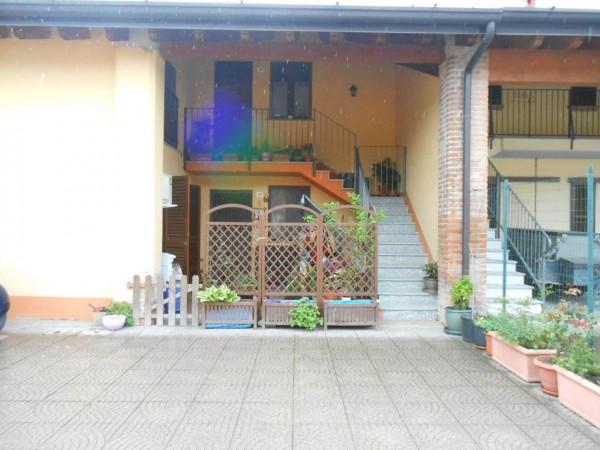 Appartamento in vendita a Cremosano, Residenziale, Con giardino, 87 mq - Foto 7
