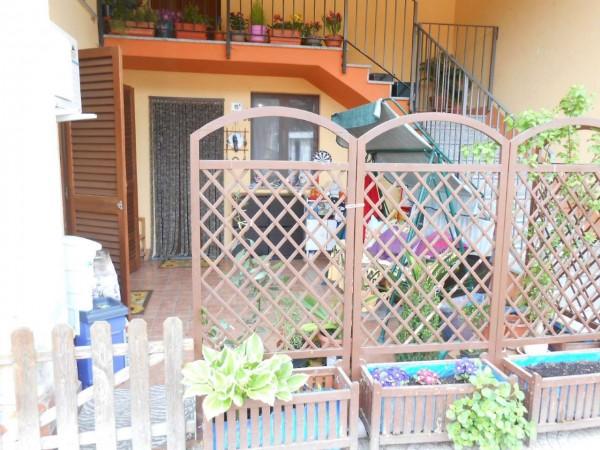 Appartamento in vendita a Cremosano, Residenziale, Con giardino, 87 mq