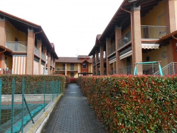 Appartamento in vendita a Trescore Cremasco, Residenziale, Con giardino, 137 mq