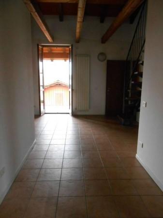 Appartamento in vendita a Trescore Cremasco, Residenziale, Con giardino, 137 mq - Foto 47
