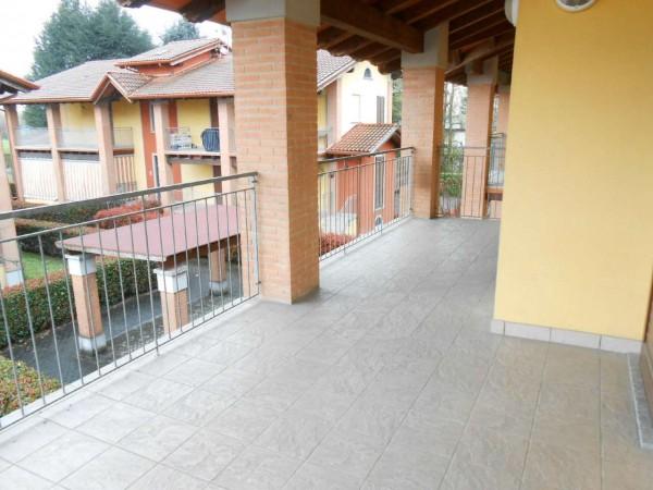 Appartamento in vendita a Trescore Cremasco, Residenziale, Con giardino, 137 mq - Foto 29