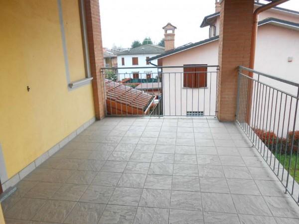 Appartamento in vendita a Trescore Cremasco, Residenziale, Con giardino, 137 mq - Foto 36