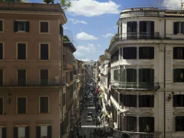 Appartamento in vendita a Roma, Piazza Del Popolo, Con giardino, 140 mq