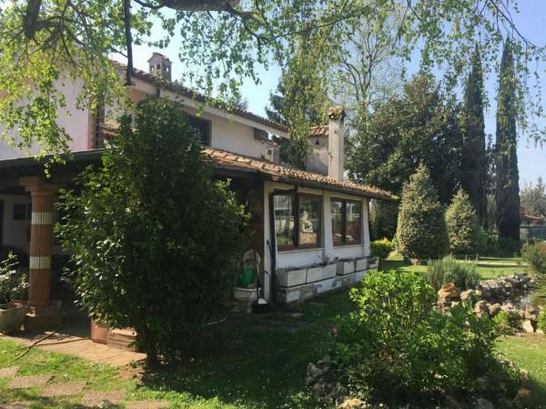 Villa in vendita a Lariano, Con giardino, 120 mq