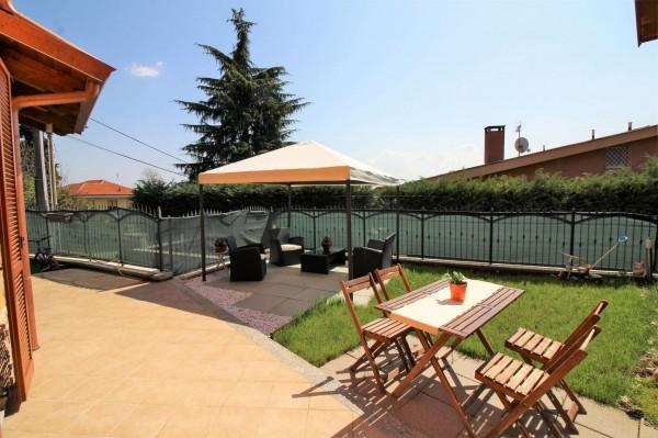 Appartamento in vendita a Givoletto, Con giardino, 80 mq