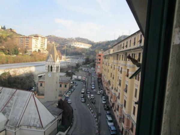 Appartamento in affitto a Genova, Sampierdarena, 60 mq - Foto 5
