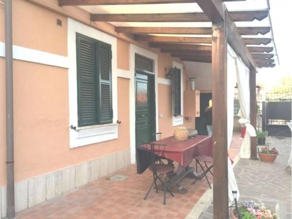 Villa in vendita a Roma, Prenestino / Labicano, 80 mq