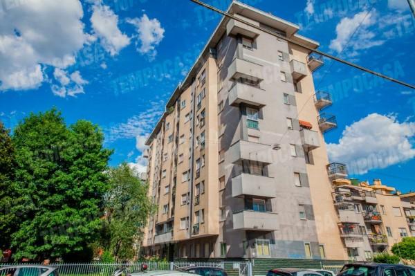Appartamento in vendita a Milano, Affori Centro, Arredato, con giardino, 100 mq