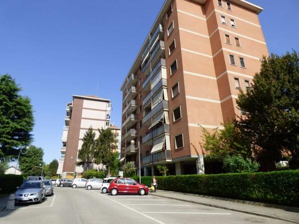 Appartamento in vendita a Borgaro Torinese, Con giardino, 115 mq
