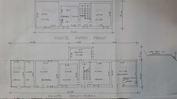Casa indipendente in vendita a Bertinoro, Con giardino, 200 mq - Foto 3