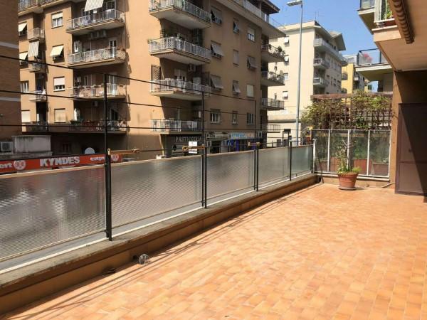 Appartamento in affitto a Roma, Baldo Degli Ubaldi, 85 mq