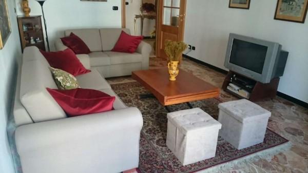 Appartamento in vendita a Genova, Corso Europa, 90 mq