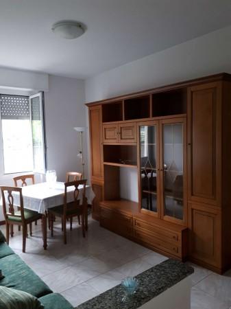 Appartamento in affitto a Garbagnate Milanese, Arredato, con giardino, 95 mq