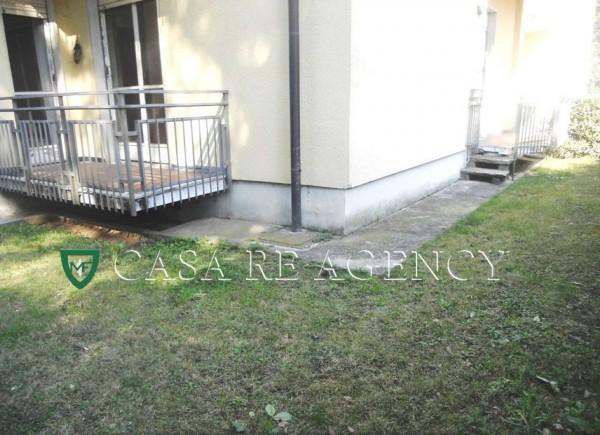 Appartamento in vendita a Varese, Sant'ambrogio, Con giardino, 108 mq