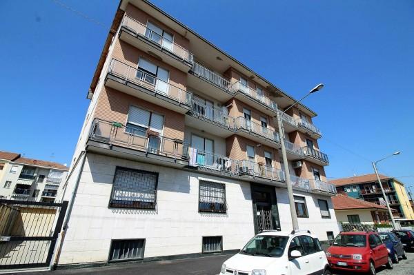 Appartamento in vendita a Pianezza, Centro, 112 mq