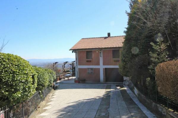 Villa in vendita a Val della Torre, Collina, Con giardino, 130 mq