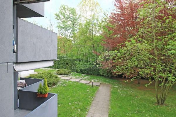 Appartamento in vendita a Cassano d'Adda, Annunciazione, Con giardino, 90 mq