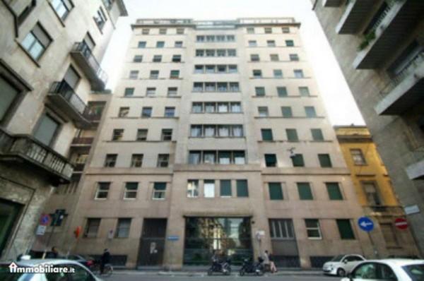Appartamento in affitto a Milano, Fatebenefratelli, 152 mq - Foto 12