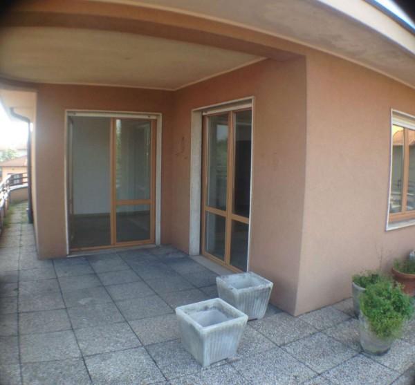 Appartamento in affitto a Jerago con Orago, Con giardino, 100 mq - Foto 27