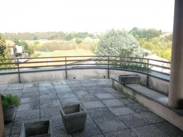 Appartamento in affitto a Jerago con Orago, Con giardino, 100 mq - Foto 13