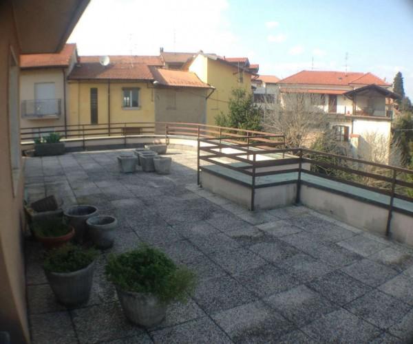 Appartamento in affitto a Jerago con Orago, Con giardino, 100 mq - Foto 23