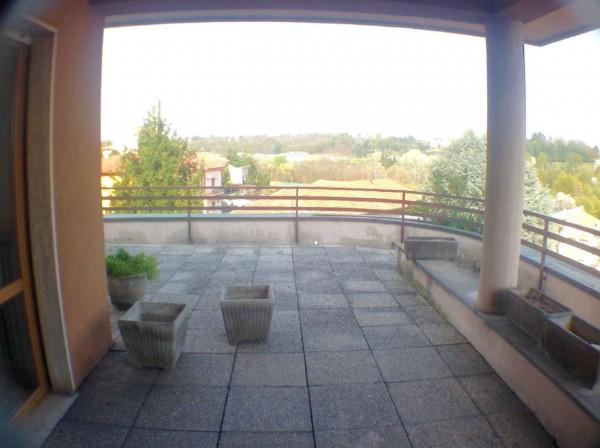 Appartamento in affitto a Jerago con Orago, Con giardino, 100 mq - Foto 28