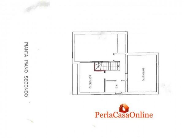 Appartamento in vendita a Rocca San Casciano, Con giardino, 130 mq - Foto 2