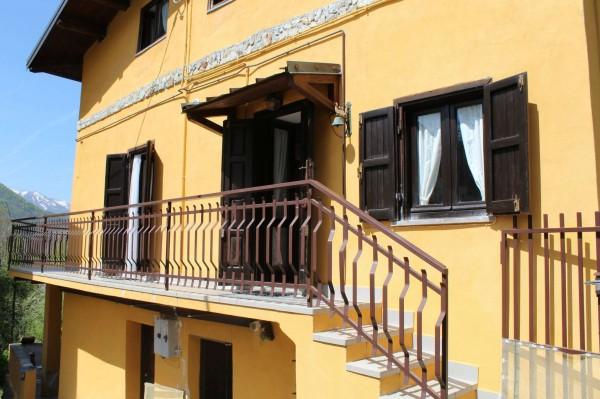 Appartamento in vendita a Roburent, Manere, Arredato, 150 mq