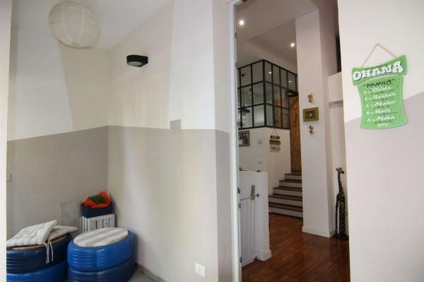 Appartamento in vendita a Milano, Bande Nere, Con giardino, 120 mq - Foto 6