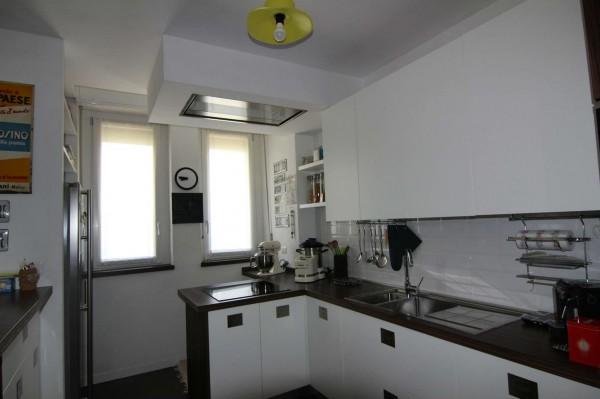 Appartamento in vendita a Milano, Bande Nere, Con giardino, 120 mq - Foto 16