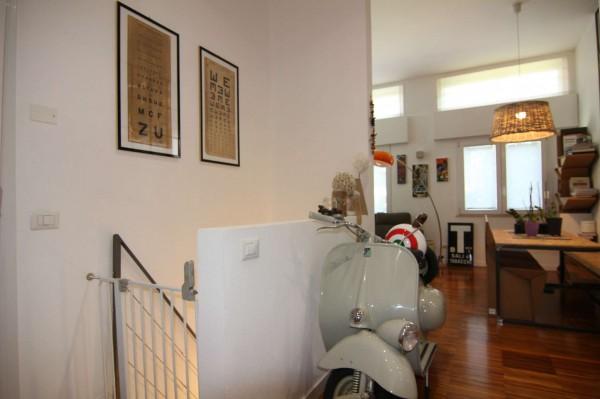 Appartamento in vendita a Milano, Bande Nere, Con giardino, 120 mq - Foto 7